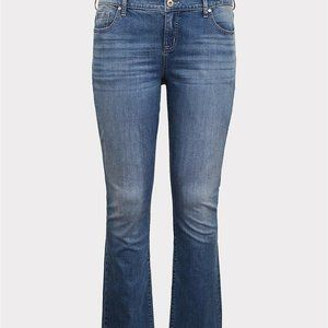 Torrid Slim Boot Jeans Vintage Stretch HW8994